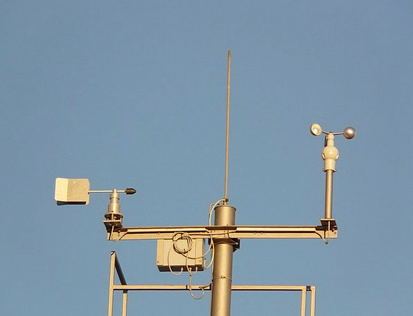 Weather Station Weather Observation Anemometer Wea