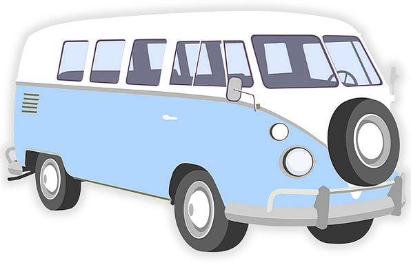Volkswagen Traffic Car Transportation Minibus Mini