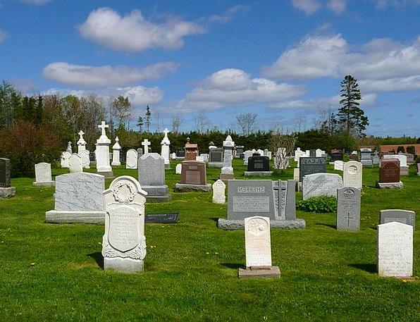 Graves Tombs Graveyard Cemetery Headstone Tombston
