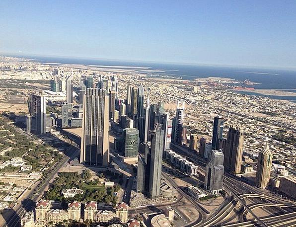 Dubai Buildings Architecture Architecture Building