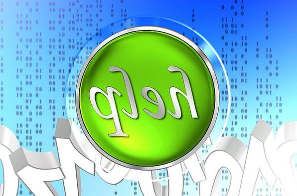 Help Assistance Communication Key Computer Binary