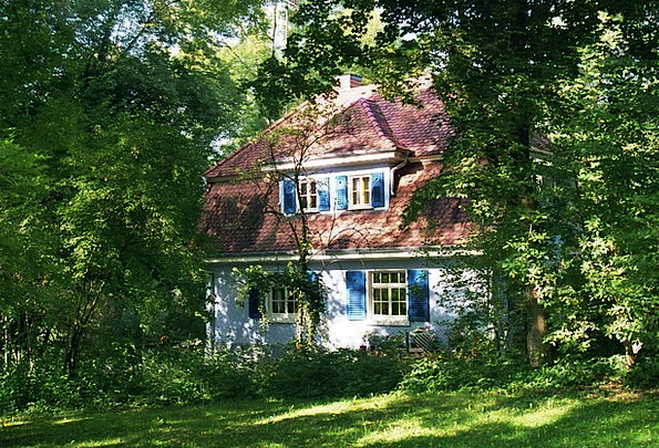 Waiblingen Buildings Home-based Architecture Blue