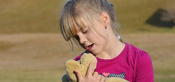 Child Youngster Lassie Teddy Bear Teddy Girl