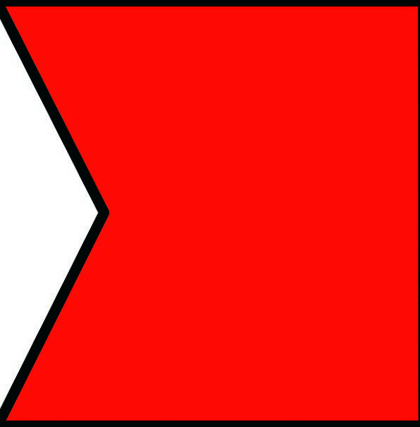 Maritime Sign Fllag Signal B Navigation Nautical S