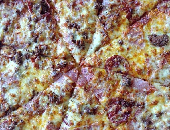Pizza Drink Nourishment Food Italian Food Cheese F