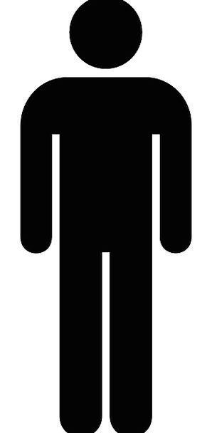 Male Masculine Lavatory Public Community Toilet Ba