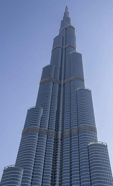 Burj Khalifa Buildings Architecture Dubai The Worl