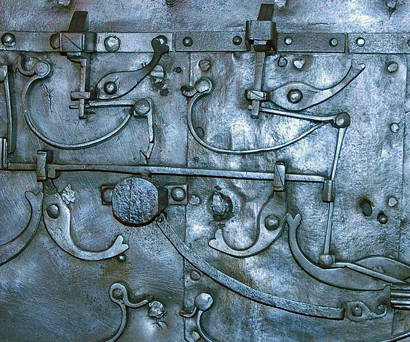 Chest Torso Textures Metallic Backgrounds Detail P