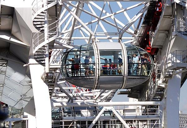 London Eye Vacation Travel London Ferris Wheel Tou