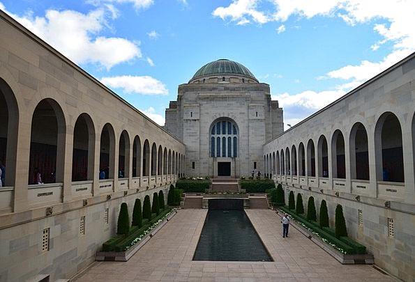 War Memorial Cenotaph Buildings Architecture Austr