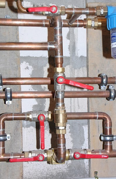 Automation Mechanization Avoid Copper Bypass Valve