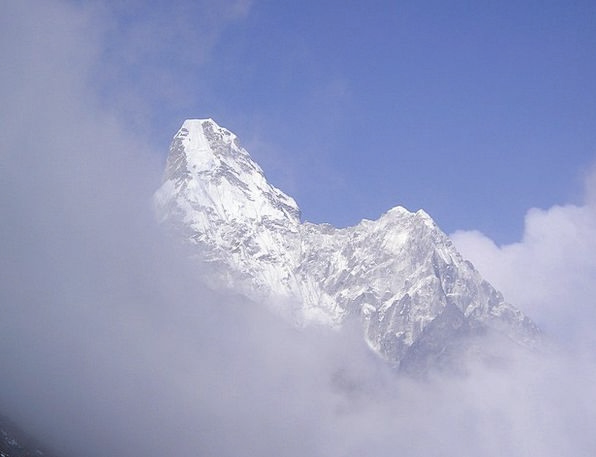 Himalayas Nepal Ama Dablam Everest Trek Walk