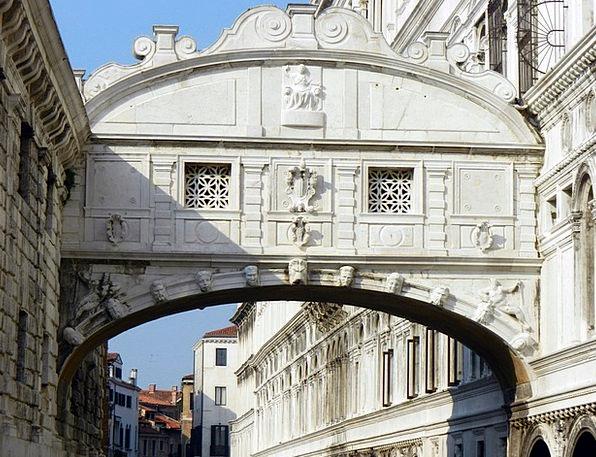 Bridge Of Sighs Buildings Architecture Architectur