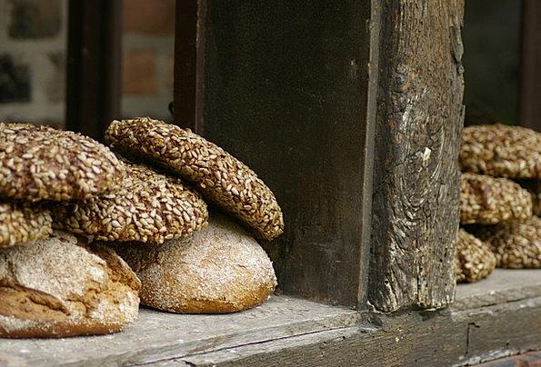 Bread Cash Drink New Food Healthy Fit Fresh Bakery