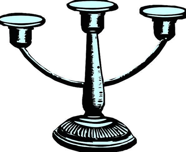 Candlestick Candleholder Taper Candlelight Lowligh
