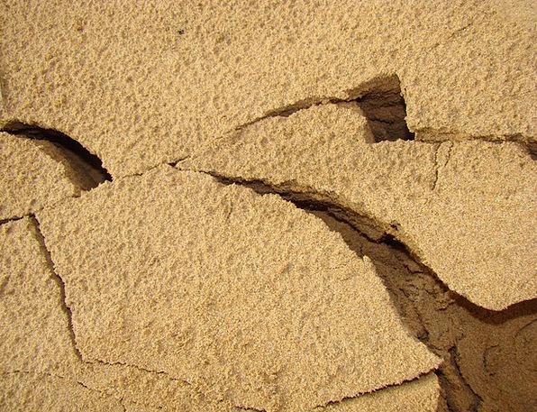Desert Reward Shingle Dubai Sand Cracked Fractured