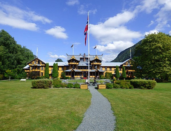 Hotel Guesthouse Telemark Norway The Valley