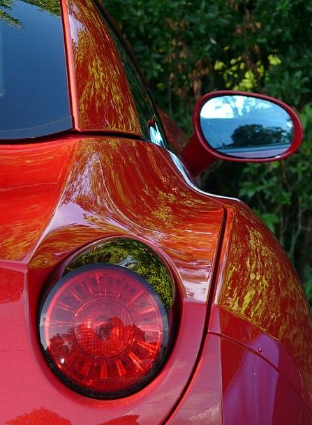 Rear Mirror Traffic Taillight Transportation Auto