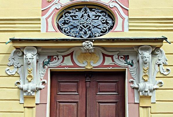 Portal Gateway Buildings Frontage Architecture Stu