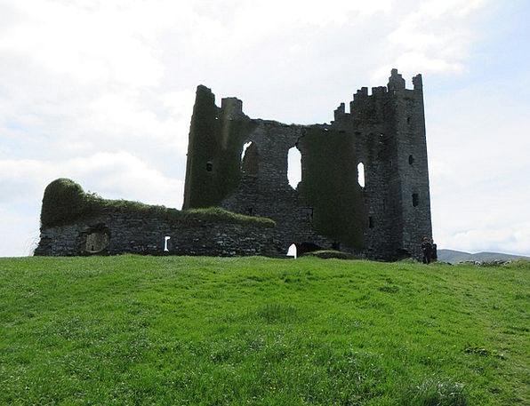 Castle Fortress Landscapes Nature Landscape Scener