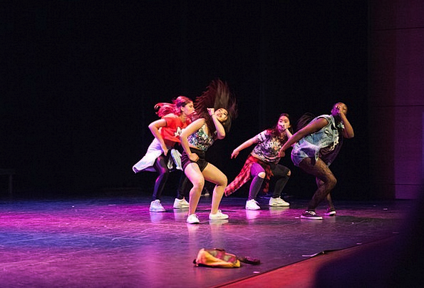 Dance Ball Stage Phase Hiphop Breakdancing Attract