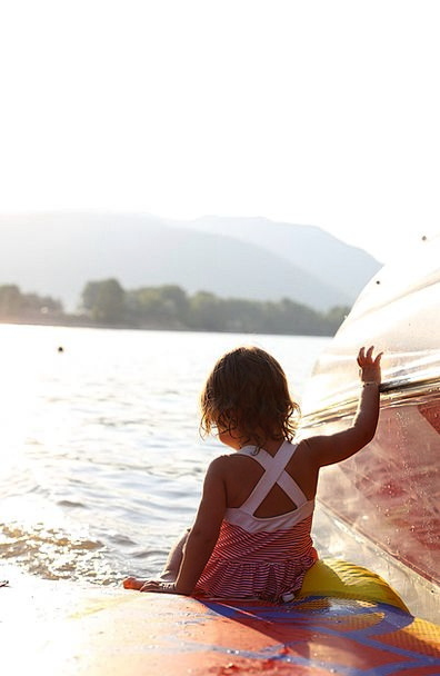 Boat Ship Freshwater Child Youngster Lake Summer S