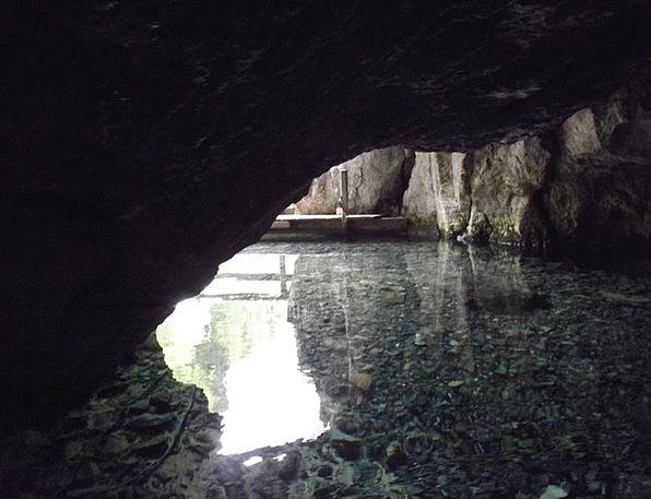 Navigable Cave Cave Cavern Wimsenerhoehle Cave Ent