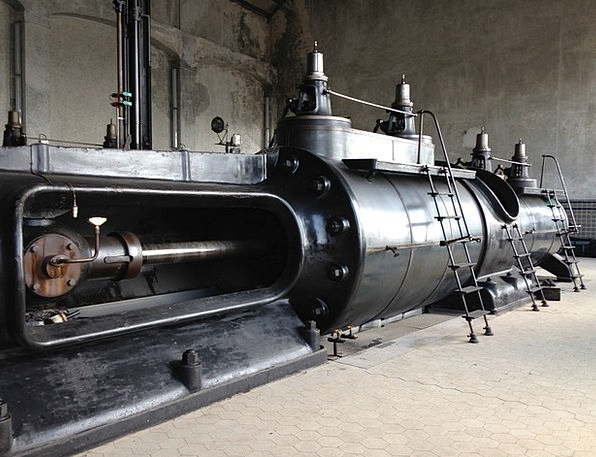 Machine Mechanism Craft Train Industry Carrier Tra