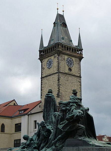 Prague Buildings Architecture City Urban Old Town