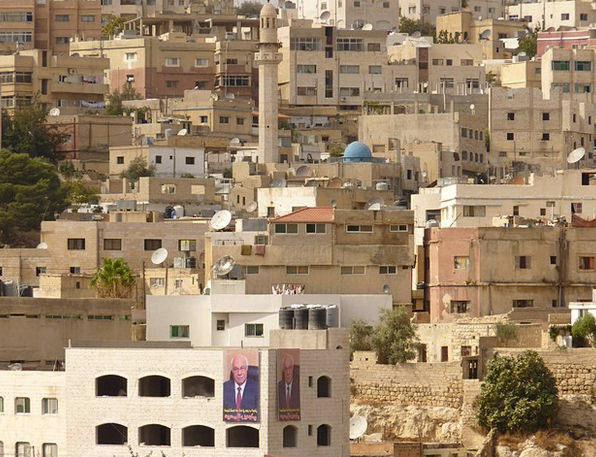Gerasa Vacation Travel Jordan Jerash Apartment Hol