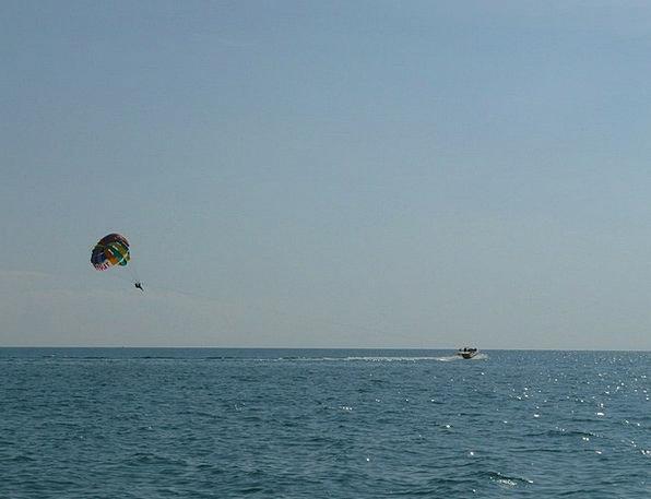 Parasailing Parachute Free-fall Controllable Parac
