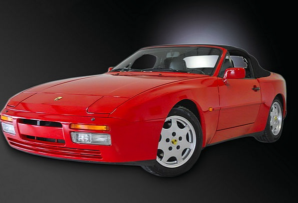 Porsche Traffic Transportation Turbo 944 Illuminat