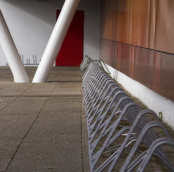 Bike Racks Compact Dense Stainless Steel Steel Anc
