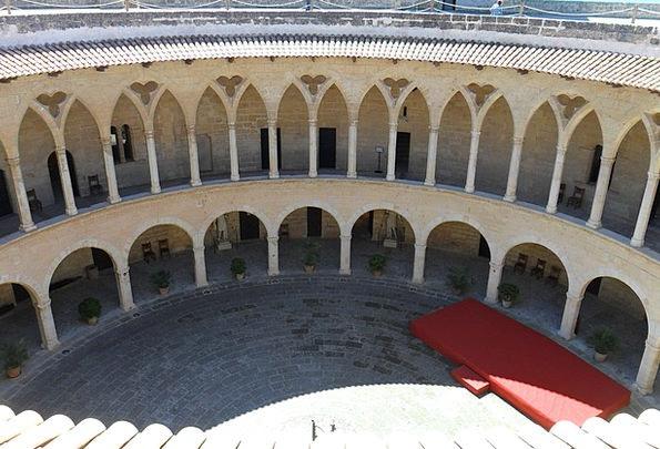 Building Structure Buildings Architecture Majorca