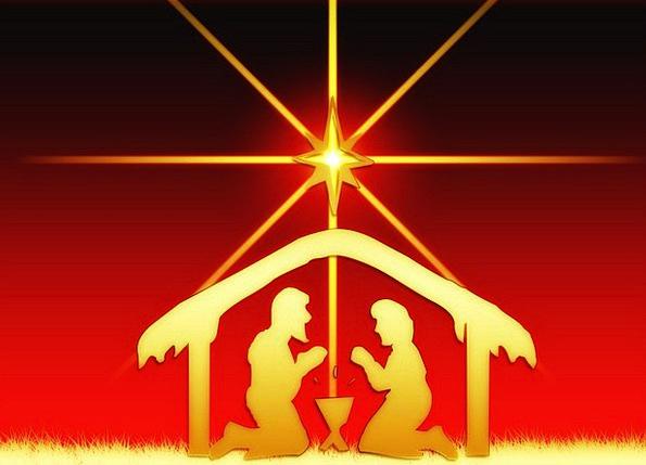 Crib Cheat Stand Joseph Stall Santa Claus Maria Ch