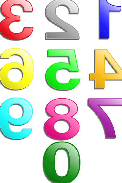 Numbers Statistics Including Maths Counting Mathem