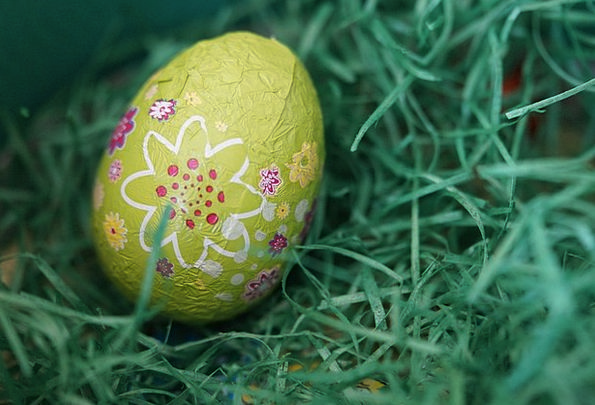 Egg Ovum Easter Nest Easter Egg Hidden Child Young