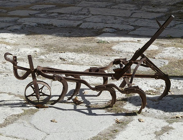 Plough Till Ancient Retired Superannuated Old Digg