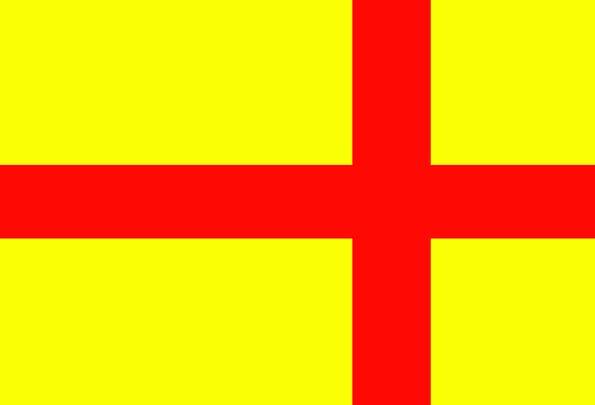 Flag Standard Former Previous Orkney Scottish Old