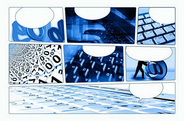 Blog Communication Business Computer Internet Corp