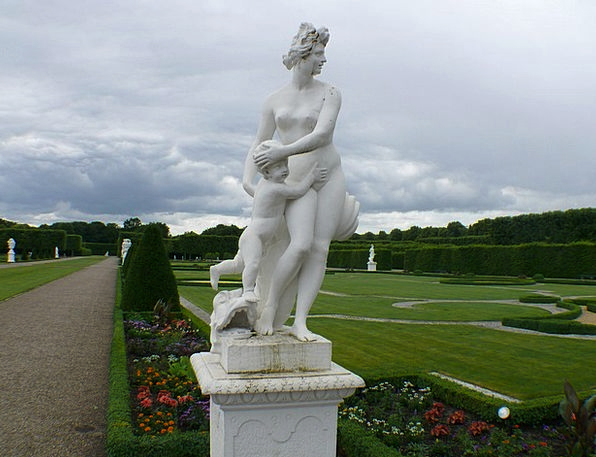 Statue Figurine Classical Fig Roman Figures Stone