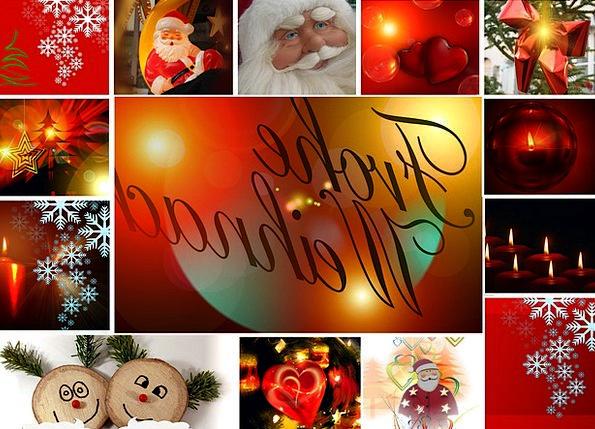Greeting Salutation Christmas Greeting Card Christ