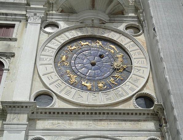 Sundial Italy Venice Historical Sundial Antiquity