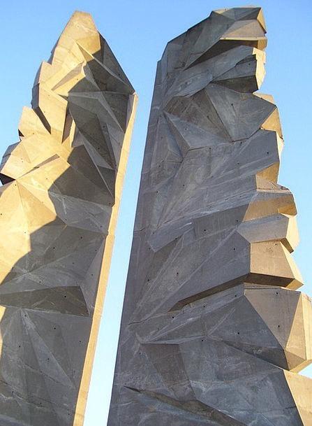 Monument Memorial Buildings Pillars Architecture T