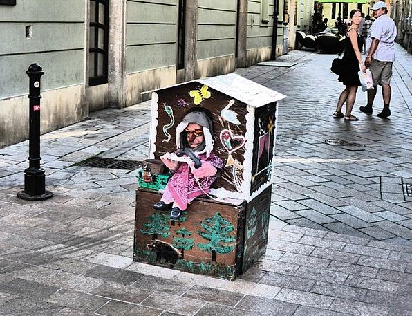 Road Street Traffic Transportation Puppet Theatre
