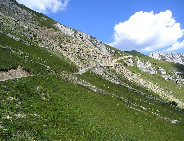 Hiking Mountaineering Track Away Absent Trail Moun