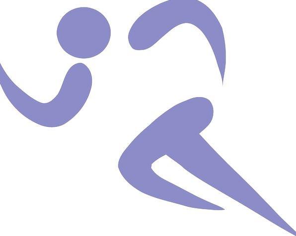 Runner Competitor Contestant Olympic Sprinter Spri