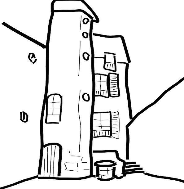 Building Structure Buildings Ancient Architecture