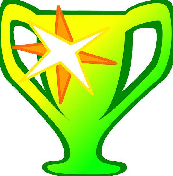 Award Mug Prize Flagship Cup Win Trophy Winner Suc