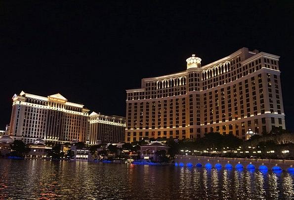 Bellagio Bellagio Fountains Las Vegas Nevada Caesa